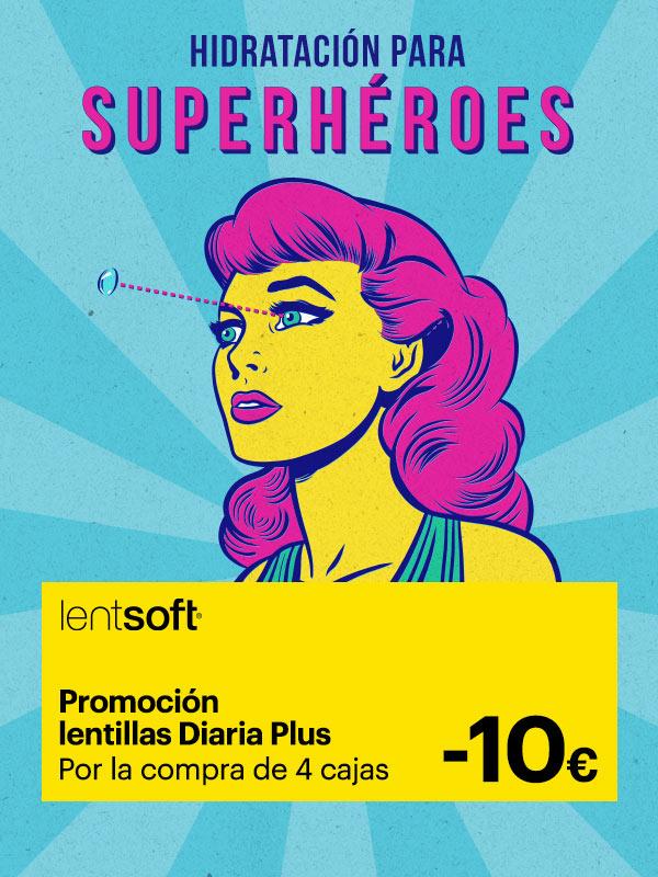 Promoción Lentsoft, Más hidratación por menos precio