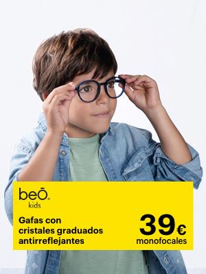 ¡También para los más pequeños!, Colección beO Kids por 39€