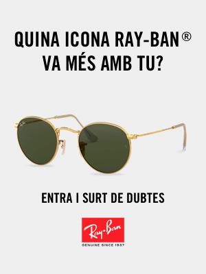 Tots els Icones de Ray Ban, Troba el model perfecte  per tu