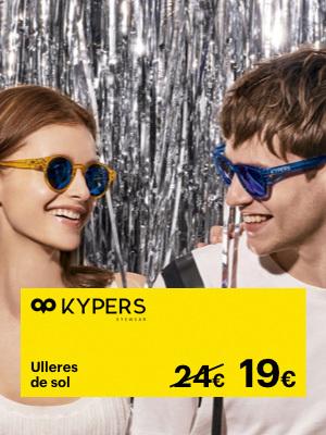 Aquesta tardor, estrena Kypers, Promoció especial