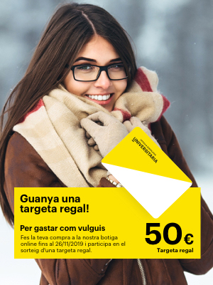 Compra Online i participa!, Promoció oberta fins el 26 de novembre