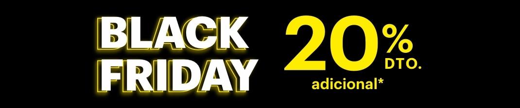 Black Friday 20%