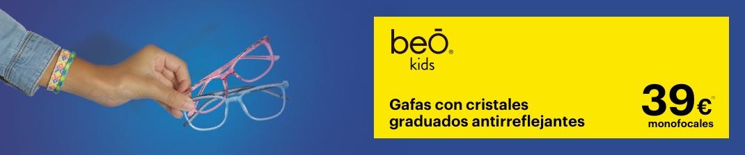 Gafas beO Graduadas Kids 39€