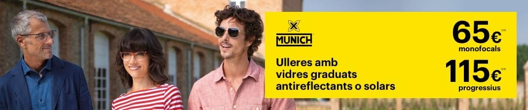 Muntura Munich + vidres: Munich