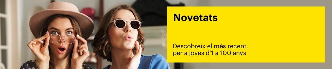 NOVETATS ULLERES GRADUADES 2020: Home y Giorgio Armani