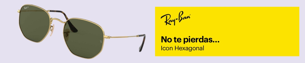 Ray-Ban Hexagonal