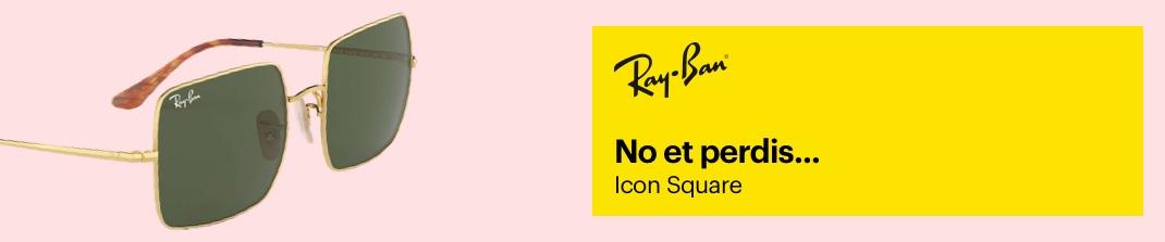 Ray-Ban Square