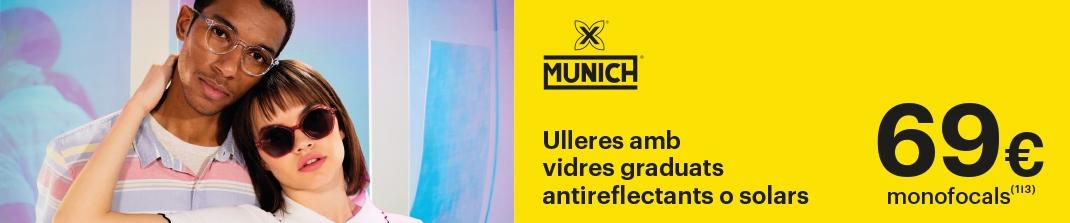 Muntura Munich + vidres
