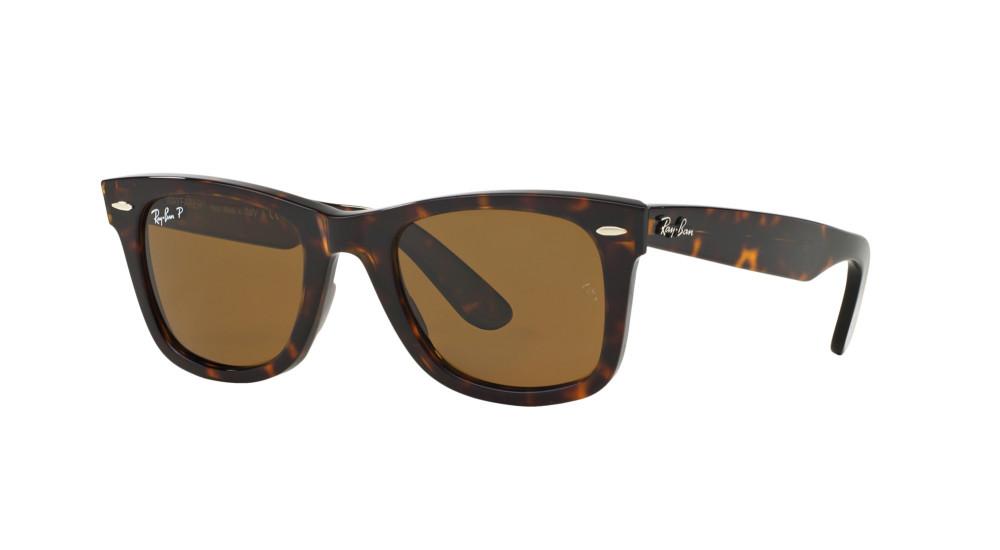gafas de sol RAY-BAN RB 2140 902/57 WAYFARER POLARIZADA