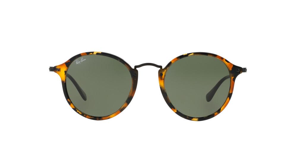 9800471866 Ray-Ban RB 2447 49 Havana Redondas al mejor precio - Gafas Ray-Ban