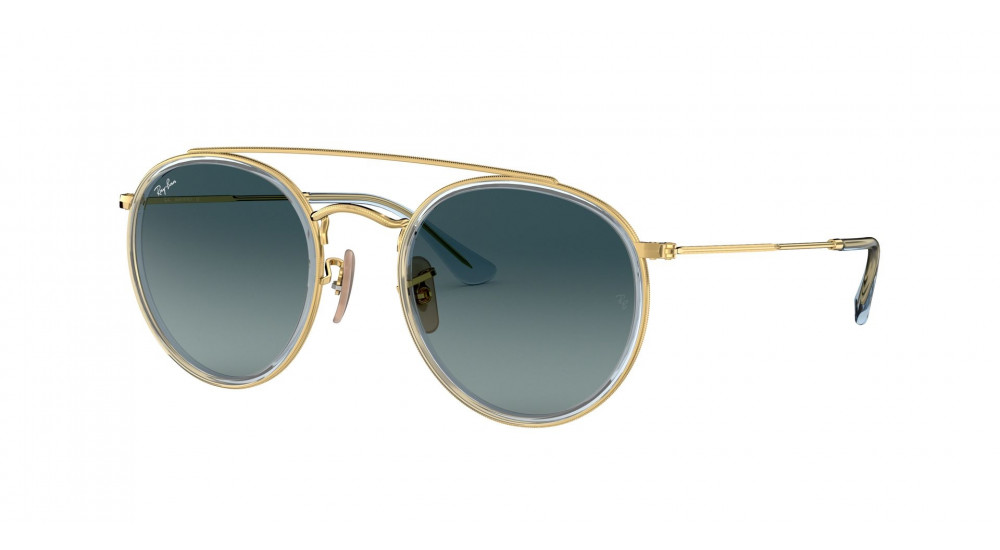 Gafas de sol RAY-BAN ROUND DOUBLE BRIDGE RB 3647N 91233M