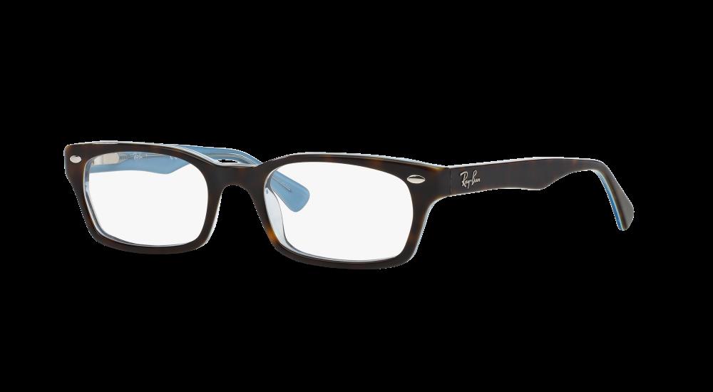 c799a373dd Ray-Ban RX5150 5023 50 Havana Rectangulares - Gafas Ray-Ban