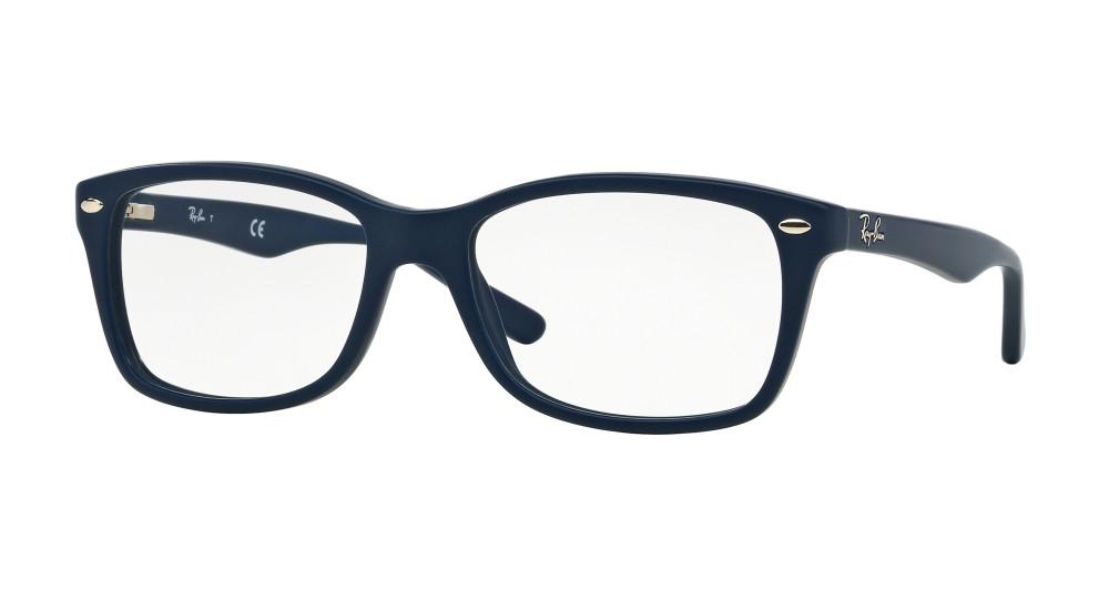 45ecb700c6 Ray-Ban RX 5228 5583 50 Azules Cuadradas - Gafas Ray-Ban