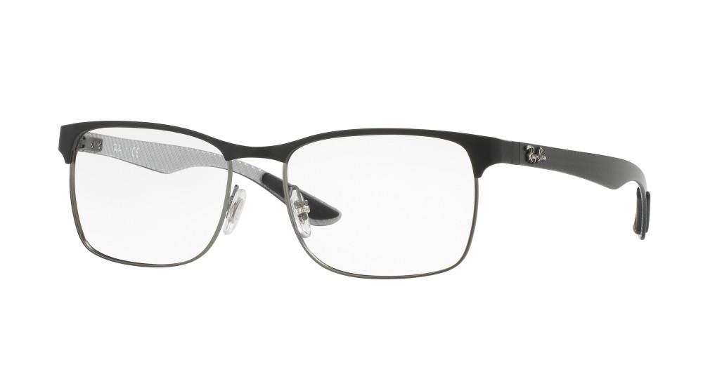 84a2f8098b Ray-Ban RX 8416 2916 53 Negras Rectangulares - Gafas Ray-Ban