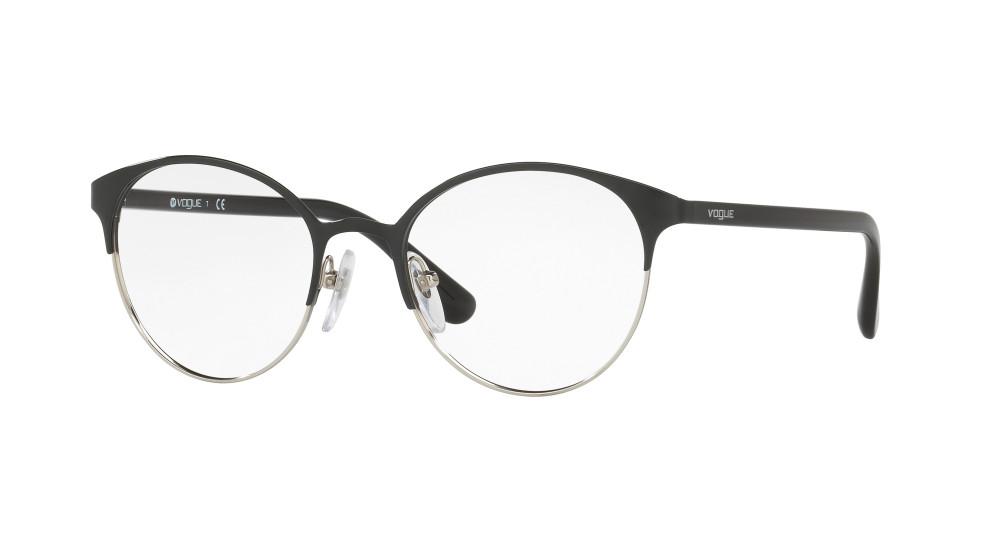 f030309711 Vogue 4011/G 51 Negras Ovaladas al mejor precio - Gafas Vogue