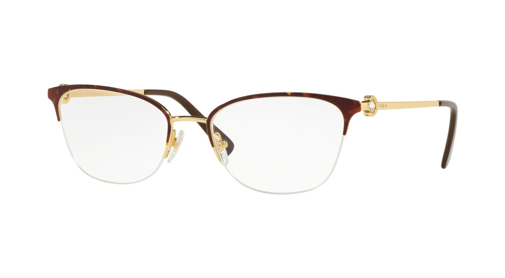 dc88057ca2 Vogue 4095B/G 5078 Color Havana/GOLD 53 online - Gafas Vogue