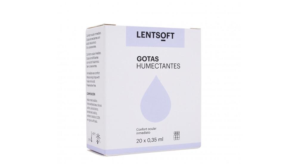 Lentsoft MONODOSIS (20 X 0.35ml)