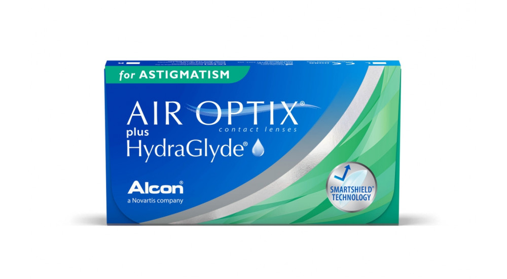 AIR OPTIX PLUS HIDRAGLYDE ASTIGMATISM 6U