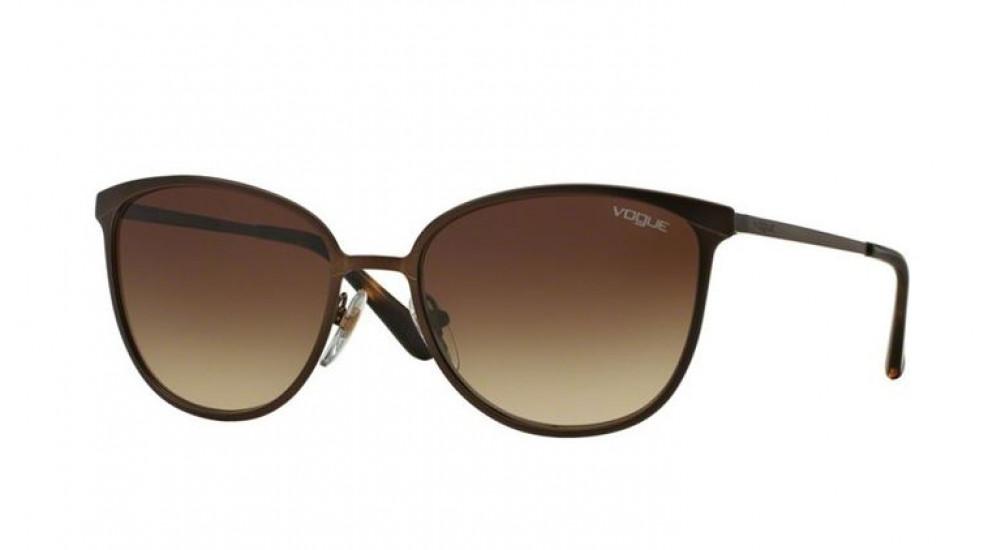 fa2d3243bf Vogue 4002/S 55 Marrones Ovaladas online al mejor precio