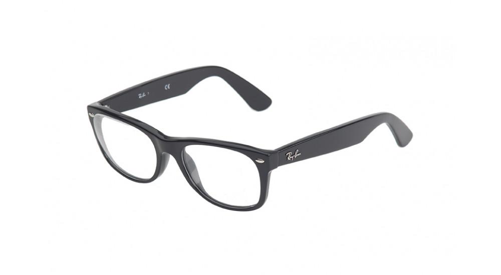 bc92f213e8 Ray-Ban RX 5184 52 Negras al mejor precio - Gafas Ray-Ban