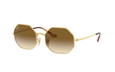 RB-1972 914751 GOLD(CLEAR GRADIENT BROWN 54*19 (Gafas Sol)