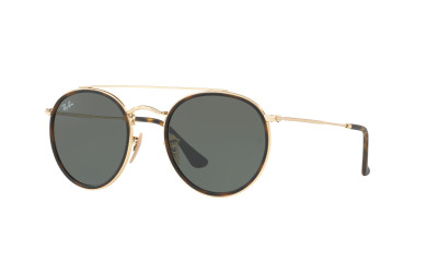 Gafas de sol RAY-BAN ROUND DOUBLE BRIDGE RB 3647N 001