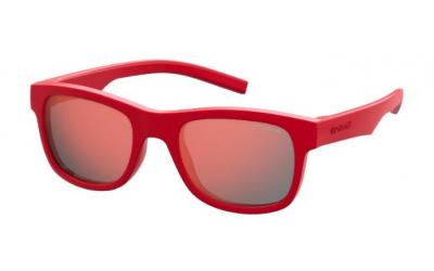 Gafas de sol para niños polarizadas y espejadas POLAROID KIDS PLD 8020/S/SM C9A OZ