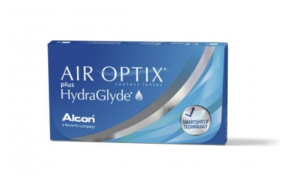 AIR OPTIX PLUS HYDRAGLYDE 6U