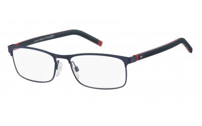 TOMMYHILFIGER-1740/G WIR MTBLUE RED 56*16 (Gafas Graduadas)