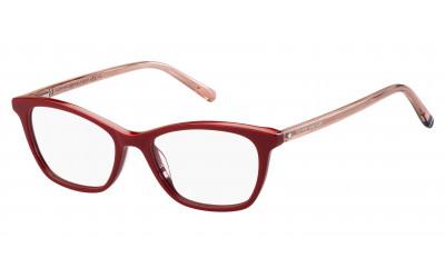 TOMMYHILFIGER-1750/G C19 BURGUND NUDE 52*17 (Gafas Graduadas)