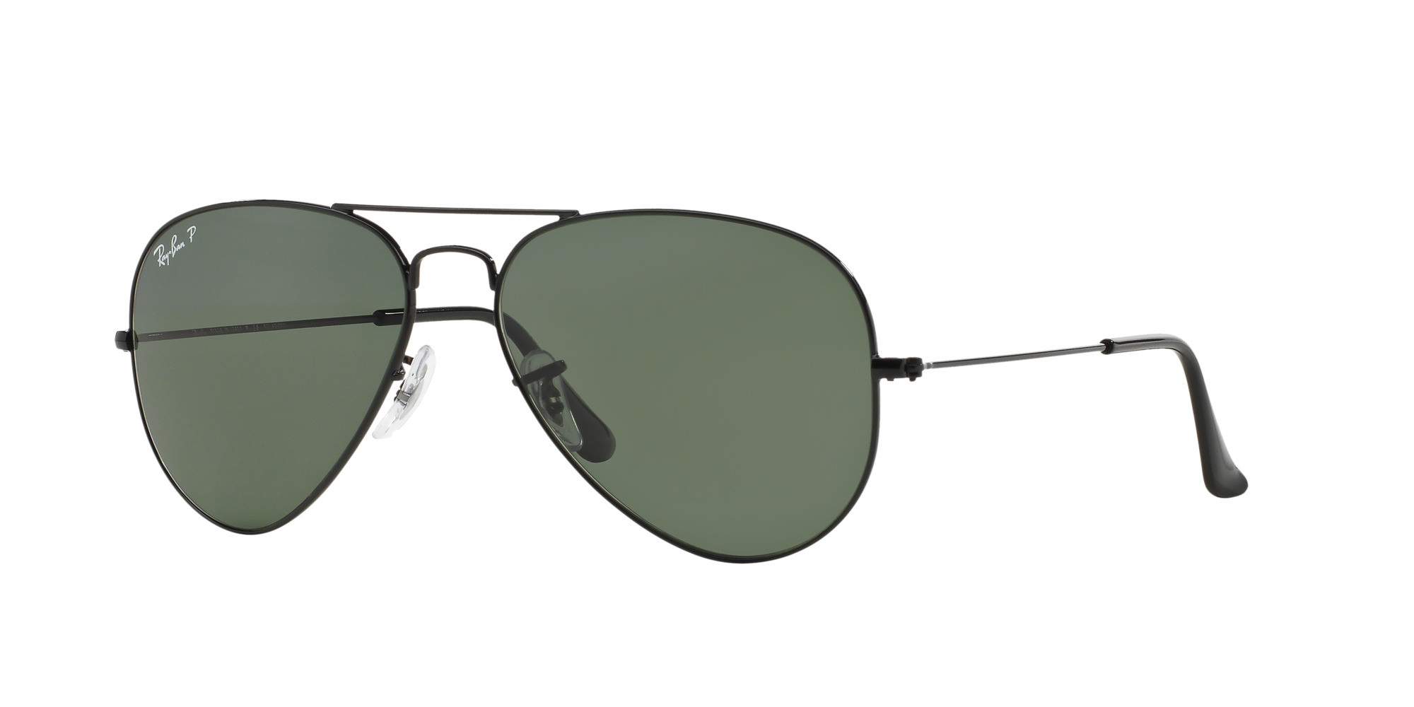 Ray Ban Rb 3025 002 58 Aviator Polarizadas 62 Negras Aviador