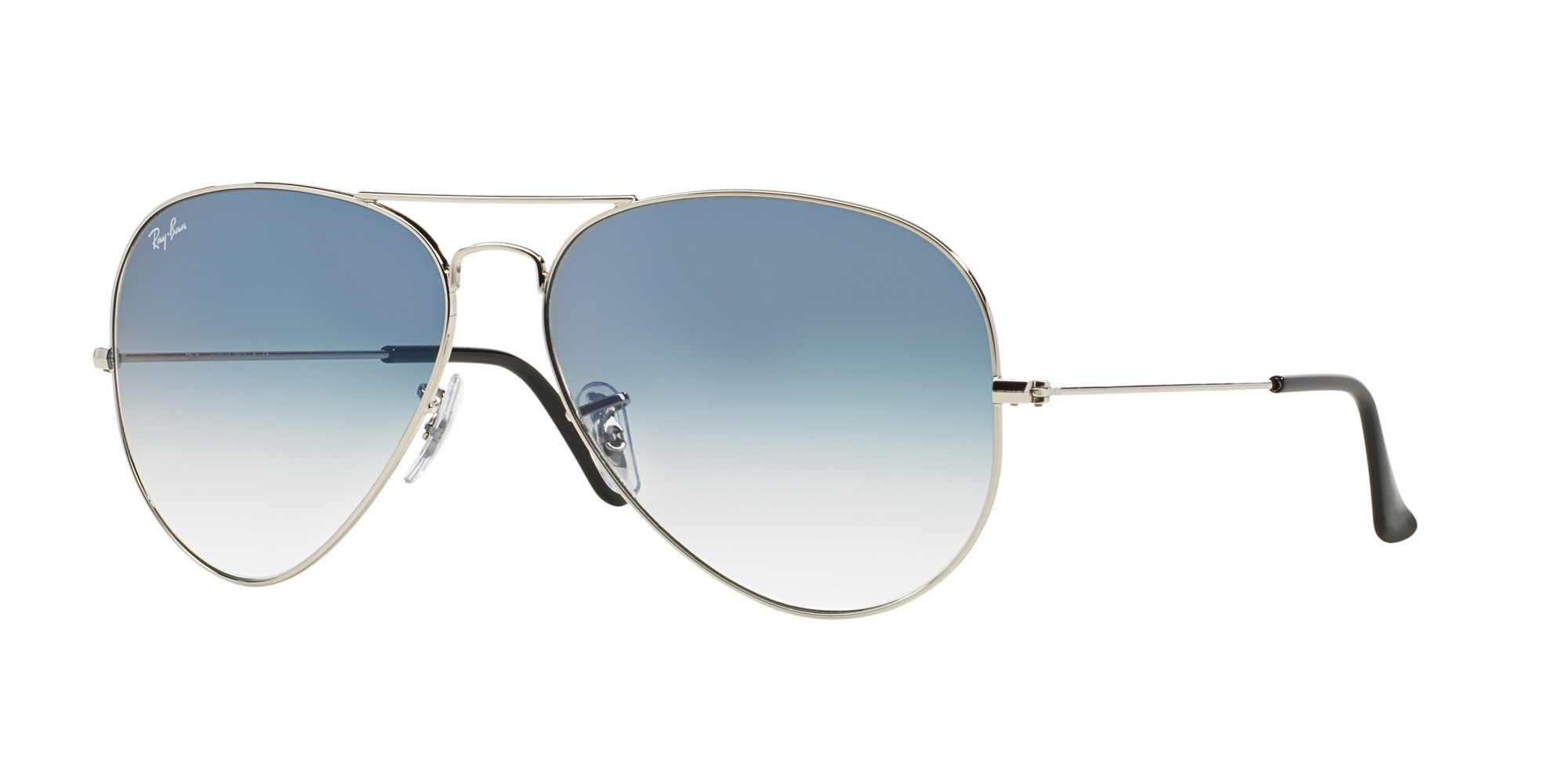 ed06247a0 Ray-Ban Aviator RB 3025 003/3F 55mm 55 Plateadas Aviador