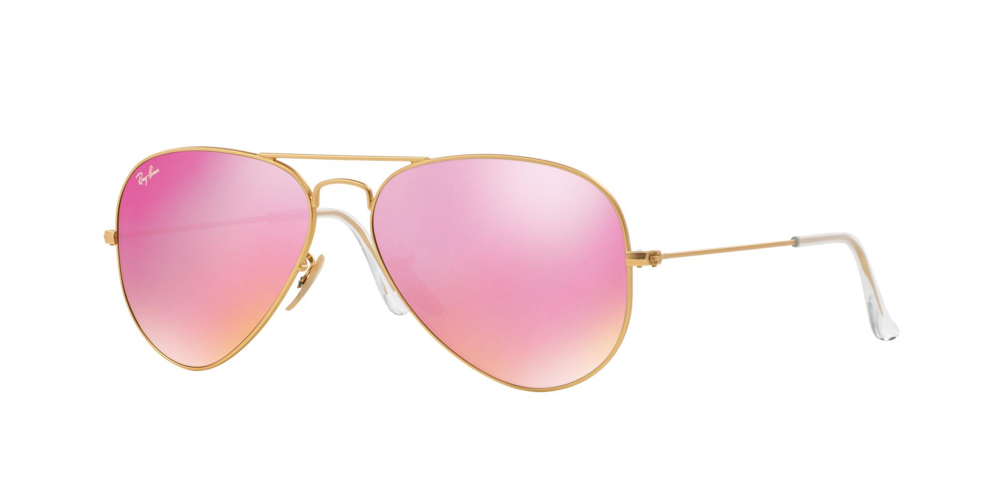 Gafas de sol polarizadas AVIATOR RB3025 001/15