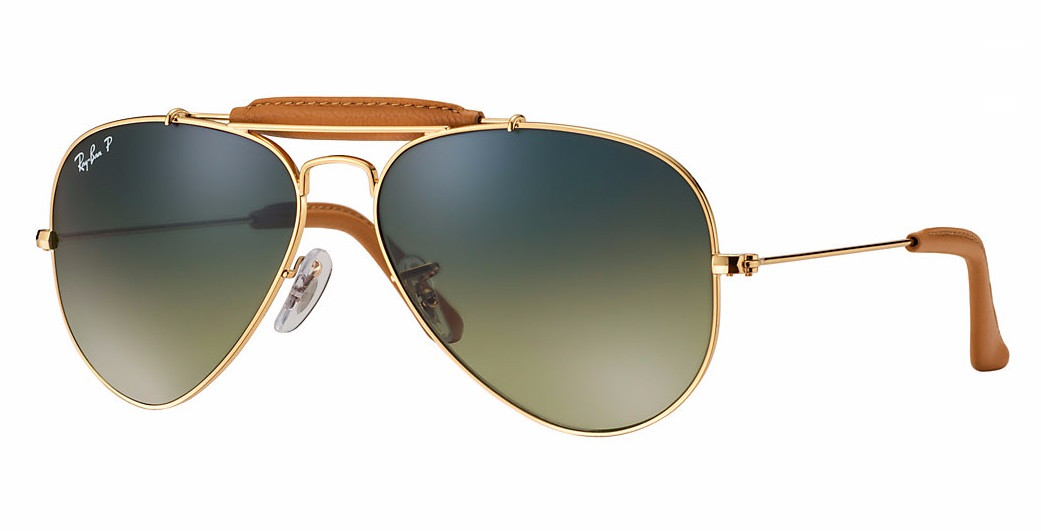 Gafas de sol RAY-BAN  RB3422Q 001/M9 OUTDOORSMAN CRAFT