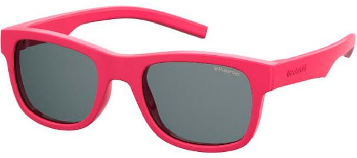 f929cd812e Gafas de sol polarizadas para niños POLAROID KIDS 8020/S/SM 35J M9
