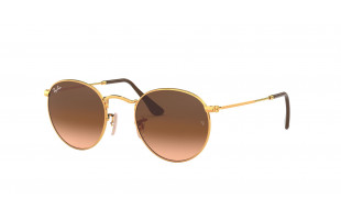 RAY-BAN ROUND METAL RB 3447 9001A5
