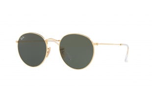 RAY-BAN ROUND METAL RB 3447N 001