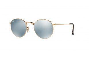 RAY-BAN ROUND METAL RB 3447N 001/30 50MM