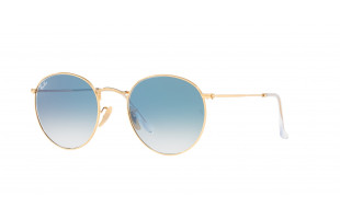 RAY-BAN ROUND METAL RB 3447N 001/3F