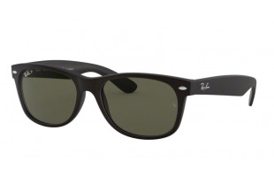 RAY-BAN NEW WAYFARER RB 2132 622/58 NEGRO MATE Polarizado