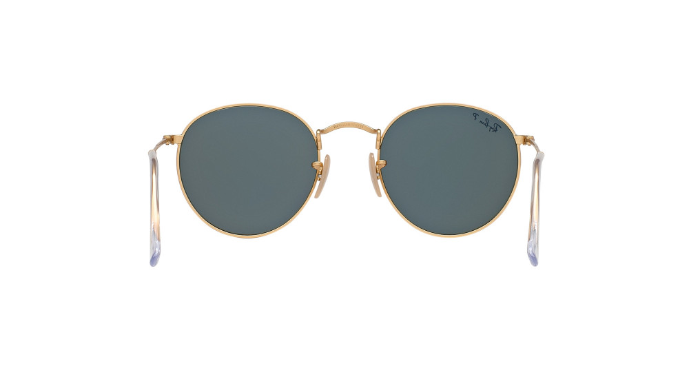 Gafas de sol RAY-BAN ROUND METAL RB 3447 112/58 POLARIZADAS