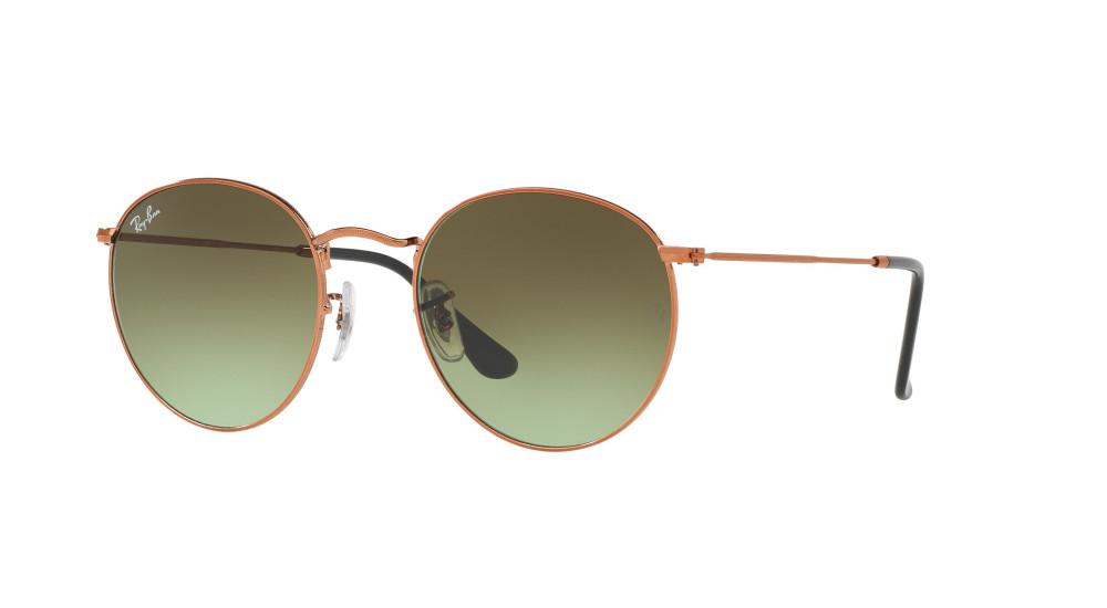 gafas de sol RAY-BAN ROUND METAL RB 3447 9002A6 3N