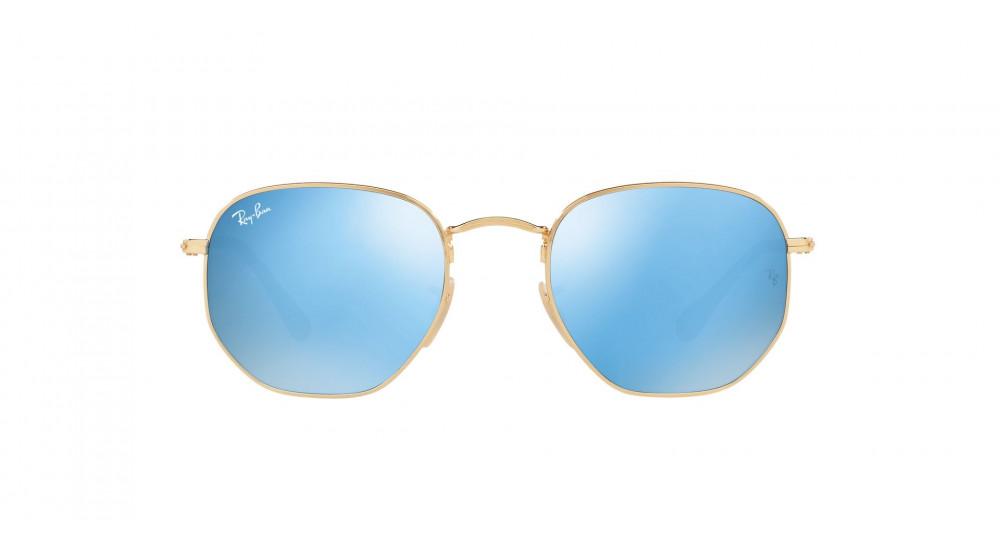 Gafas de sol RAY-BAN HEXAGONAL RB 3548N 001/9O 51mm.