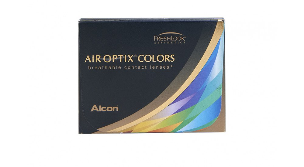 Diferentes colores AIR OPTIX COLORS