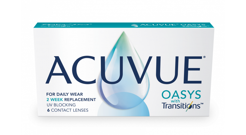 ACUVUE OASYS TRANSITIONS 6 uds