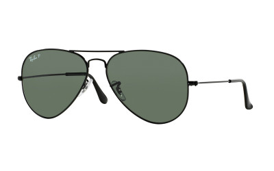 Gafas de sol polarizadas RAY-BAN AVIATOR RB3025 002/58 55mm.