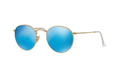 Gafas de sol RAY-BAN ROUND METAL RB 3447 112/4L POLARIZADAS