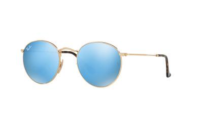 Gafas de sol RAY-BAN ROUND METAL RB 3447N 001/9O
