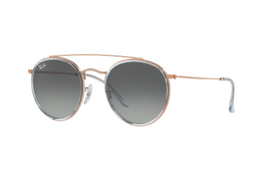 gafas de sol RAY-BAN ROUND DOUBLE BRIDGE RB 3647N 906771