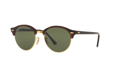 Gafas de sol Ray-Ban CLUBROUND RB4246 990/58 Polarizado